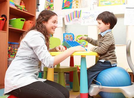 Como a terapia ocupacional pode ajudar crianças com atraso no desenvolvimento?