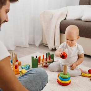 Importância do brincar em família para o desenvolvimento infantil