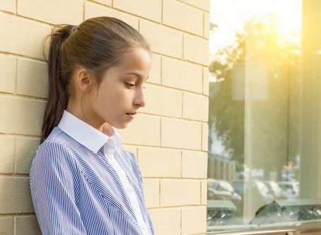 Alunos em depressão exigem atenção no dia a dia escolar