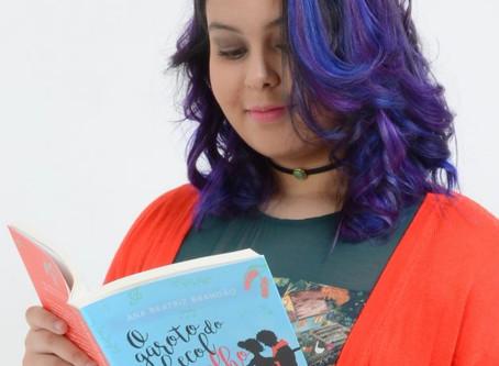 A menina que se escondia nos livros