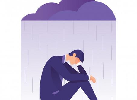 Para casos mais graves de depressão, trabalhe na redução de danos