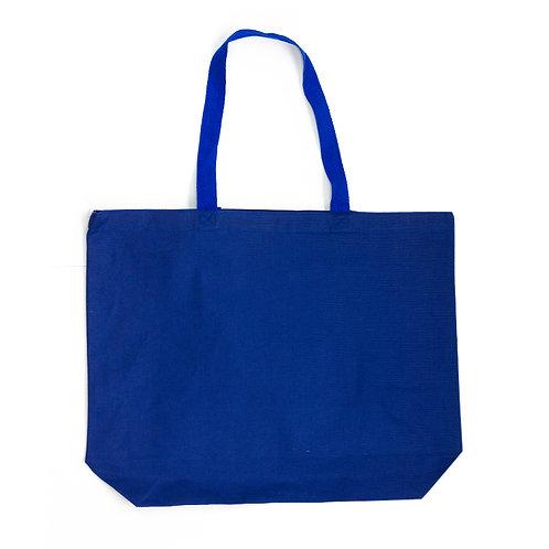 Market Tote (Blue)