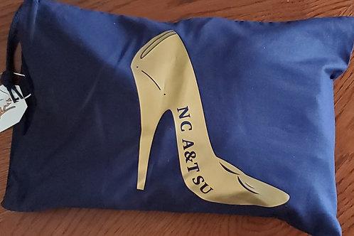 NCAT Shoe bag