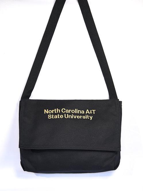 NCAT Messenger laptop bag