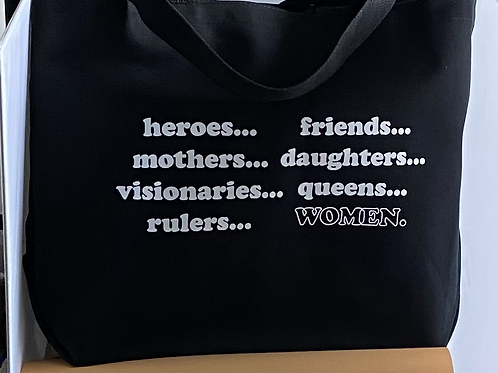 Powerful Tote