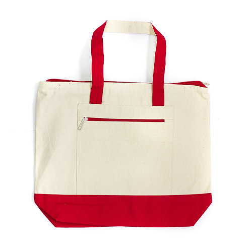 The Shopper (Red)