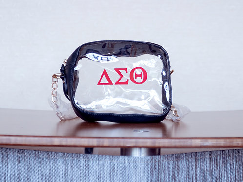 DST Clear Crossbody