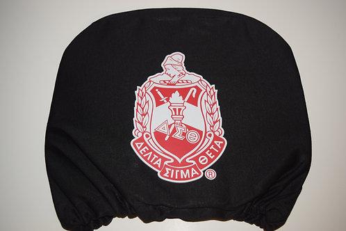 Car Headrest Covers