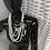 Thumbnail: Zeta Phi Beta Multilayer Pearl Necklace