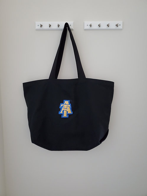 A&T Travel tote