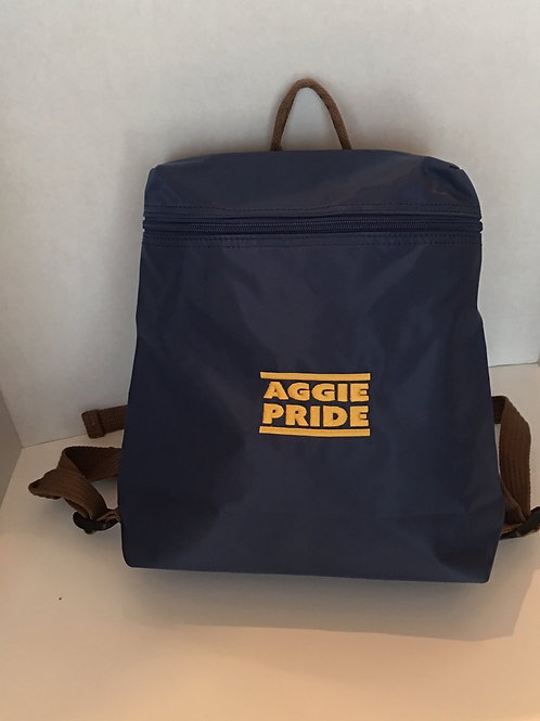 "NCAT ""Aggie Pride"" Mini Backpack"