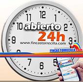 Abierto 24h en WhatsApp 693029326 FincasTorrecilla.com
