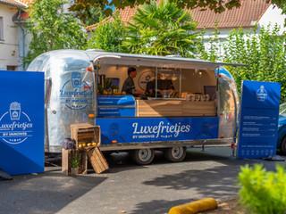 Luxefrietjes Foodtruck Tour