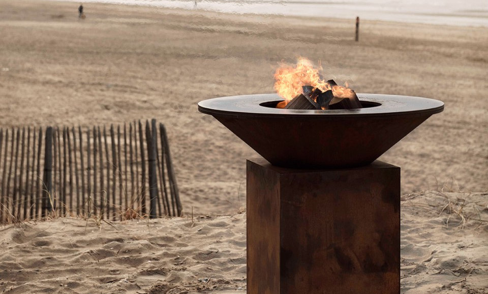 OFYR, the brand new way to cook & grill outdoors
