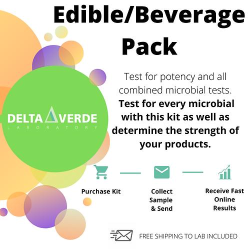 Edible - Beverage Package