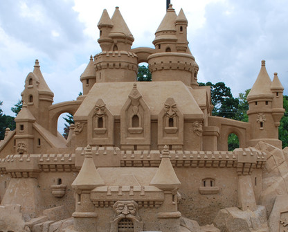 Magic House Castle