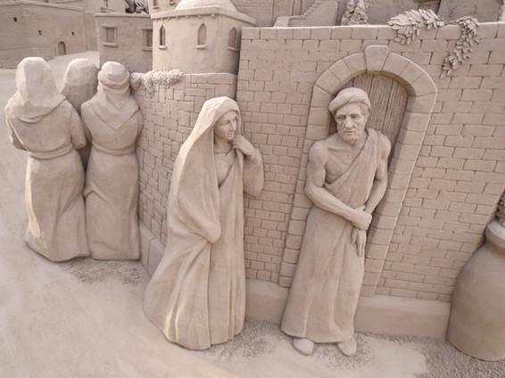 Street Nativity