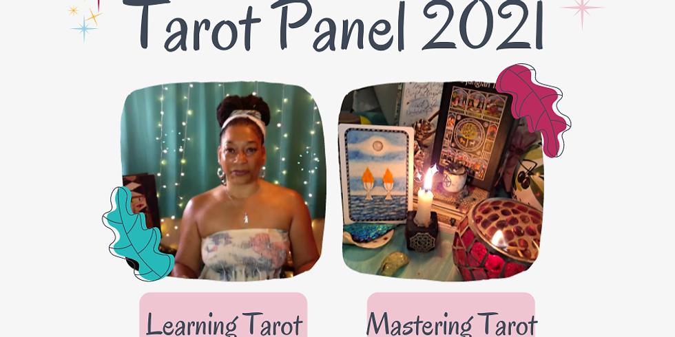 1st Semi Annual Tarot Panel Event