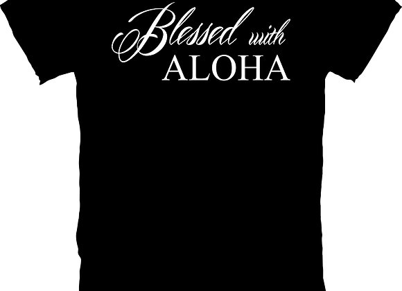 Blessed with Aloha