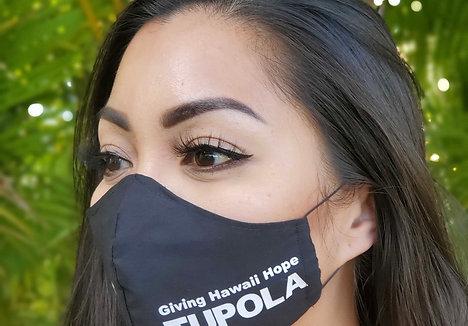 Andria Tupola Face Mask