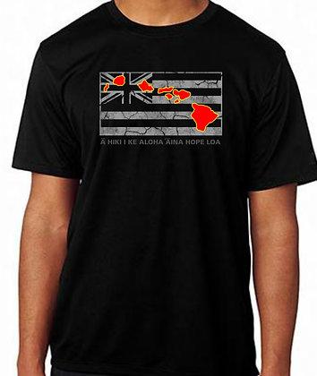 HI FLAG RED ISLANDS TSHIRT