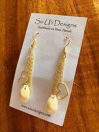 Pu'uwai Dangle Earrings