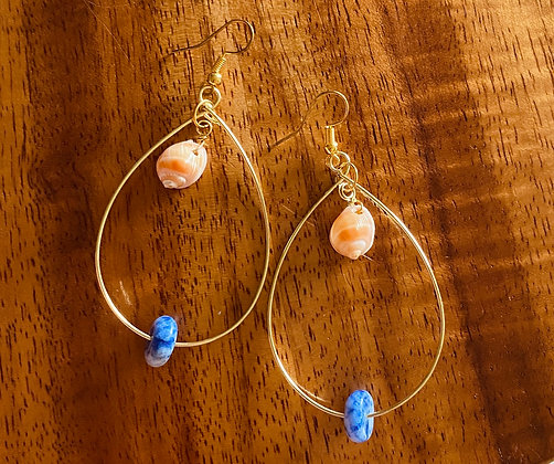 Awaia Teardrop Earrings