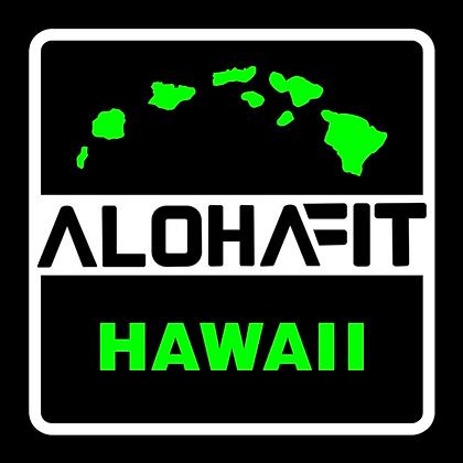 AF Hawaii Sticker