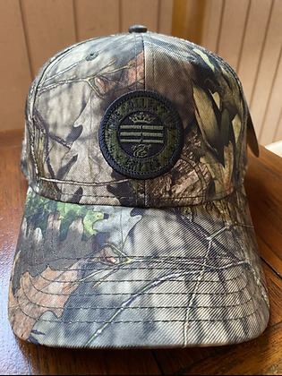 Mossy Oak Logo Patch Hat