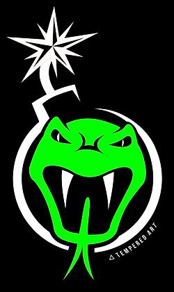 Green Snake Bomb