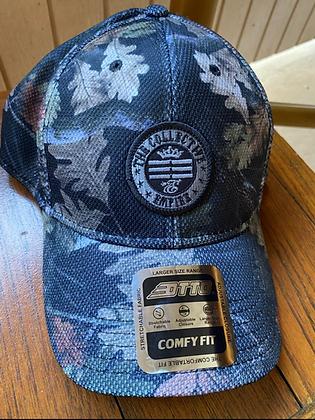 Camo Comfy fit Logo hat