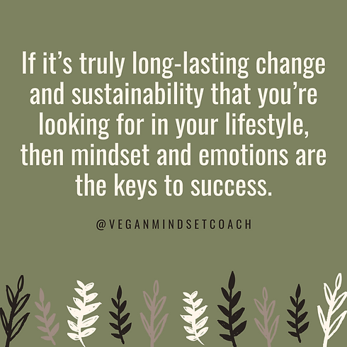 Quote Instagram Post - mindset and emoti