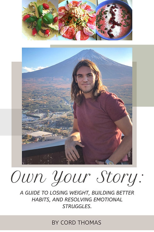 eBook Own Your Story: a guide to losing weight