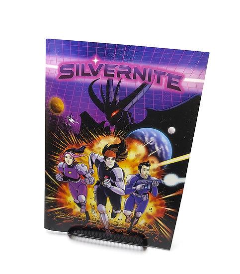 Silvernite - Comic book