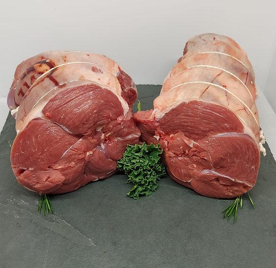 Full Leg of Lamb Boned & Rolled