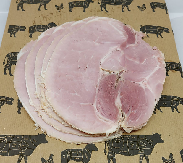 Cooked & Sliced Boiled Ham