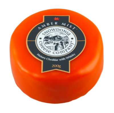 Snowdonia Cheese Amber Mist Truckle