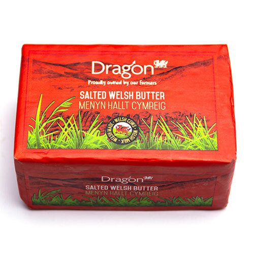 Dragon Salted Butter 250g