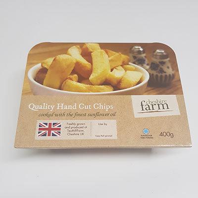 Cheshire Farm Quality Hand Cut Chips