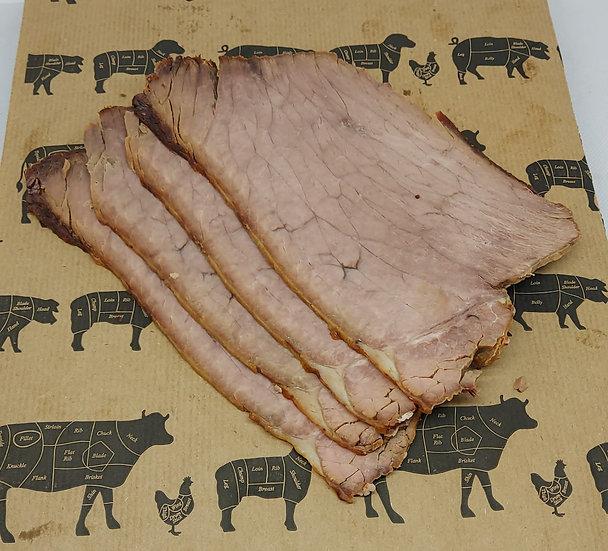 Cooked Sliced Roast Beef