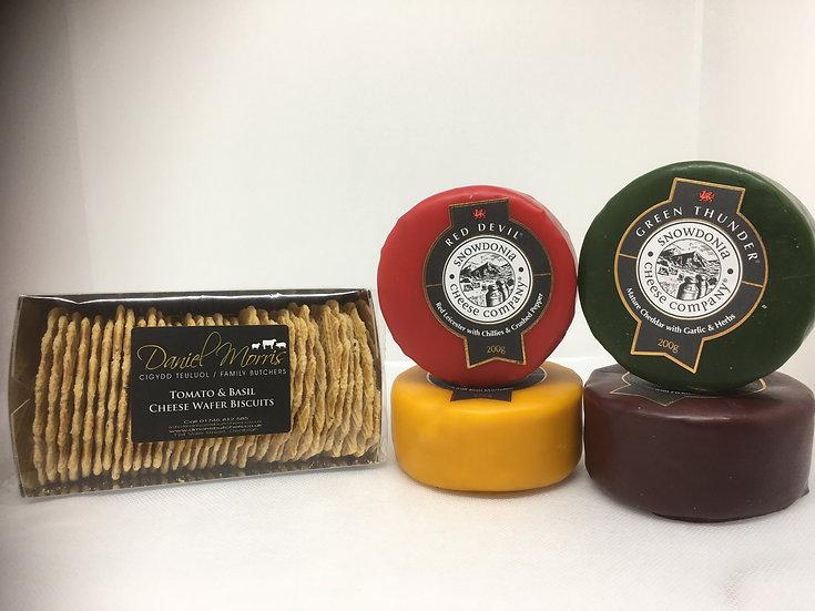 Snowdonia Cheese
