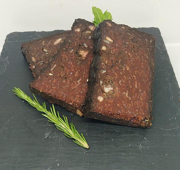 Homemade Black Pudding 500g