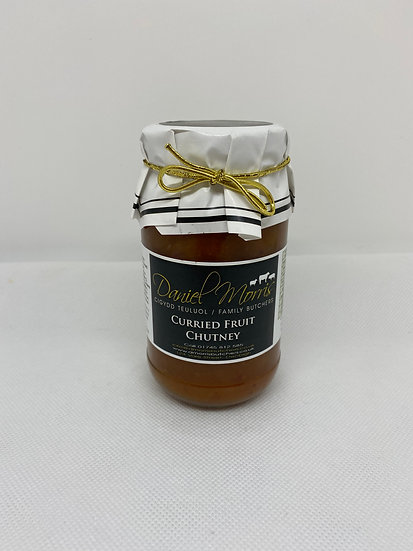 Curried Fruit Chutney