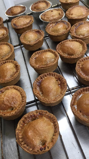 Pies, Sausage Rolls, and Scotch Eggs