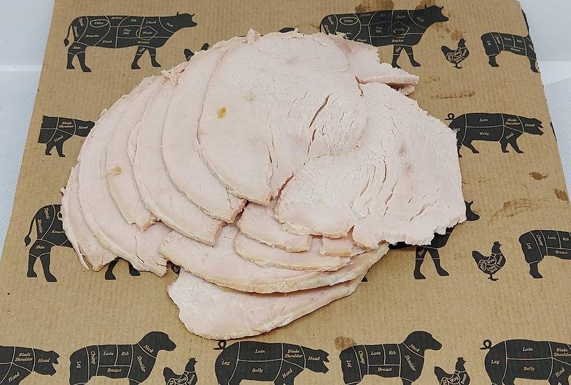 Cooked Sliced Roast Turkey 250g