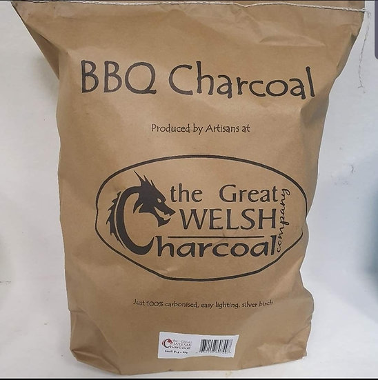 The Welsh Charcoal Company Charcoal 3kg