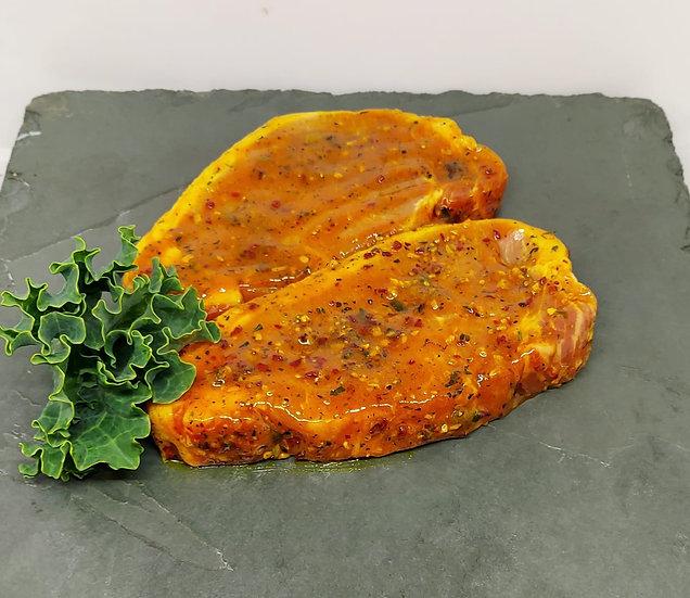 Indian Mystery Boneless Pork Steaks
