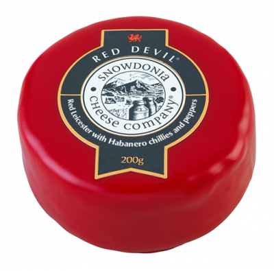 Snowdonia Cheese Red Devil Truckle