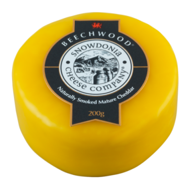 Snowdonia Cheese Beechwood Truckle