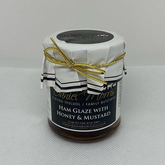 Ham Glaze with Honey & Mustard